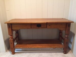3 individual coffee and end tables ($9 each separately)