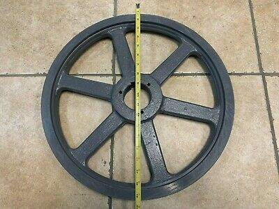 Browning 2tb184 Sheave Pulley 2 Groove Q1 Bush. 18 18.4 Pitch Dia. 18.75 Od