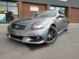 2013 INFINITI G37 Coupe IPL  SPORT PKG NAVIGATION BACK UP CAMERA