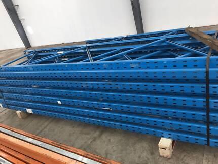 Pallet Racking Upright Frames (3660mm high)