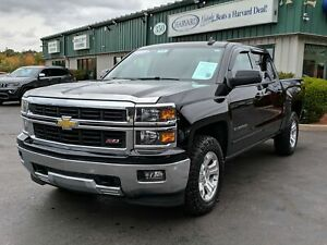 2015 Chevrolet Silverado 1500 Z71 PKG/LEATHER/BACK UP CAMERA/...