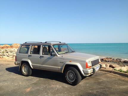 1995 Jeep Cherokee Wagon Cable Beach Broome City Preview
