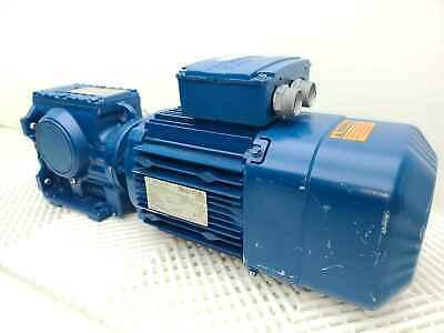 Sew Eurodrive S57 Dre90l4be2hr Hollow Shaft 1.252in Helical-worm Gear Motor