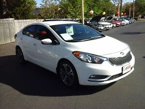 2014 KIA FORTE 2.0L EX- REAR VIEW CAMERA, HEATED FRONT SEATS, SP
