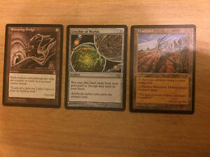 Magic the gathering mtg cards - rare value