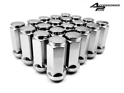 32 Pc 1999-2002 FORD F-250 CHROME CUSTOM WHEEL ACORN 14m x 2.00 LUG NUTS #1914L
