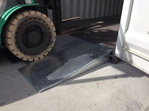 NEW SHIPPED CONTAINER RAMPS 7t Kunda Park Maroochydore Area Preview