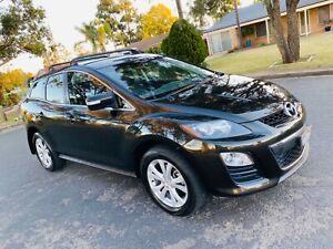 2011 MAZDA CX7 TURBO DIESEL 4WD 6 SPEED MANUAL IMMACULATE Camden Camden Area Preview