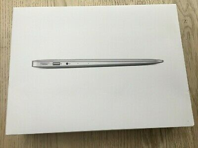 "Apple MacBook Air A1466 13.3"" Laptop MJVE2B/A 2015 Silver"