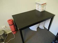 Ikea LERHAMN black dining table Pagewood Botany Bay Area Preview