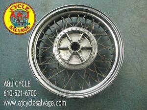 roadstar wheels ebay2007 yamaha xv 1700 road star silverado, rear rim, rear wheel, straight