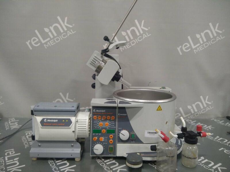 Heidolph Instruments Inc Laborota 4002 Heidolph Rotary Evaporator