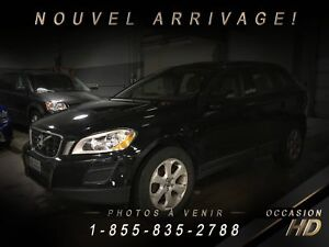 Volvo Xc60 2013 3.2L + JAMAIS ACCIDENTÉ + IMPECCABLE + 87 546 KM
