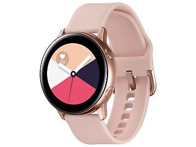 Samsung Galaxy Watch Active 40mm Bluetooth Rose Gold Smartwatch SM-R500