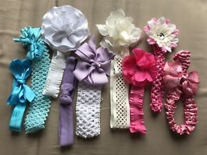 Assorted Headbands (9 pieces)
