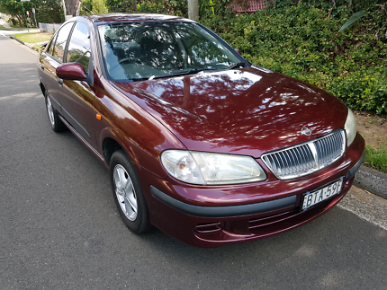 2002 Nissan Pulsar N16 ST Plus Eastwood Ryde Area Preview