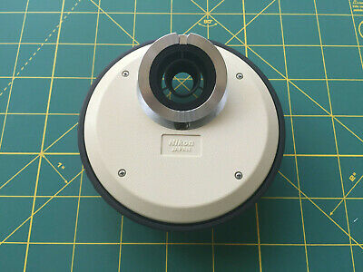 Nikon 5 Position Microscope Nosepiece Turret From Optiphot 2 M27