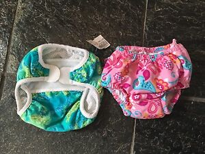 Swim diapers - size 18-24 months