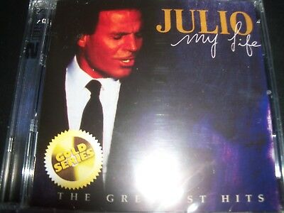 Julio Iglesias My Life Best Of Greatest Hits (Australia) (Gold Series) 2 CD