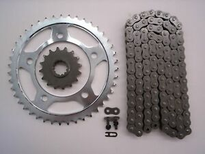 HONDA CBR600 F2 F3  CBR 600  SPROCKET & O-RING CHAIN SET 15/43 1991 - 1996 SLV