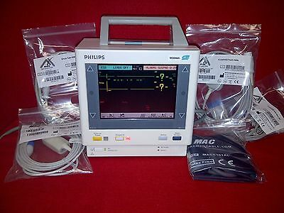 Philips Patient Monitor   Owner's Guide to Business and