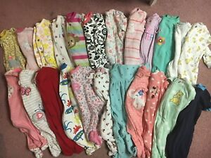 Nb baby girl clothes