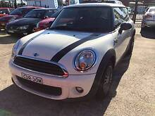 2011 * MINI COOPER RAY R56 FREE 2 YEARS WARRANTY 23,000KMS 2DR Lansvale Liverpool Area Preview