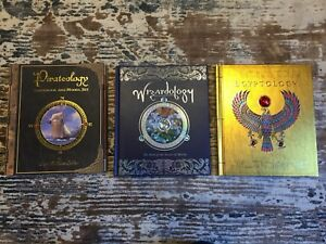 "3 ""Ology"" Interactive Books - $25 all 3   or   $10 for 1"