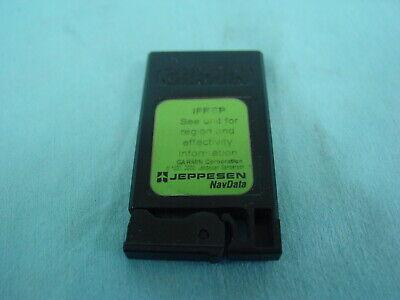 Jeppesen Navigation Data Card Garmin GNS 430/530 Non WAAS