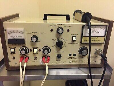 Amrex Ems Ultrasound Galvanic Therapy Machine