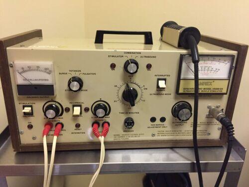 Amrex EMS / Ultrasound / Galvanic Therapy Machine
