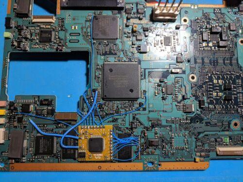 PlayStation 2 (PS2, PStwo) - Modbo modchip installation service