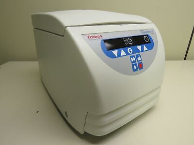 Thermo Sorvall Legend Micro 17 Microcentrifuge W24 Capillaries Hematocrit Rotor