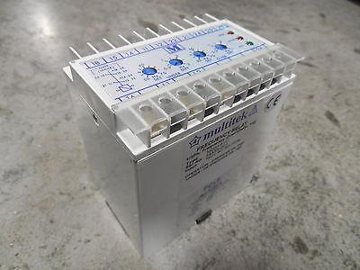 USED Multitek M200-F1C Frequency Relay Module