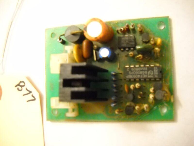 B77 ADVANCED CONTROLS AND MEASUREMENTS SNO-135  98-09-08  YSL  LDU-1 MAZAK
