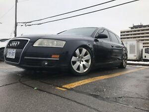2006 AUDI A6 3.2 AVANT(wagon) - RUNS GREAT RARE COLORS - QUATTRO