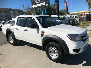 2011 Ford Ranger XL Automatic Ute- TURBO DIESEL - EXCELLENT 4  TRADIES Biggera Waters Gold Coast City Preview