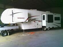 2007 Sundance 5th wheeler and iveco dual cab if req(extra) Armadale Armadale Area Preview