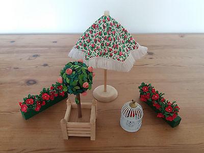Bodo Hennig Puppenmöbel - Zubehör zum PAVILLON Art. 0190, neuwertig, ohne OVP
