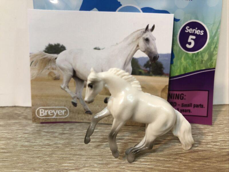 BREYER Mini Whinnies Series 5 Blossom New Opened Blind Bag Walmart Horse