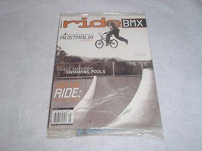 70 NOS ORIGINAL BMX TRANSWORLD MAGAZINE AUGUST 2002 VOL 9 ISSUE 8 NO