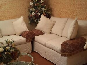 Italian Made Sofa Set