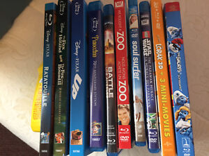 Miscellaneous Bluray movies