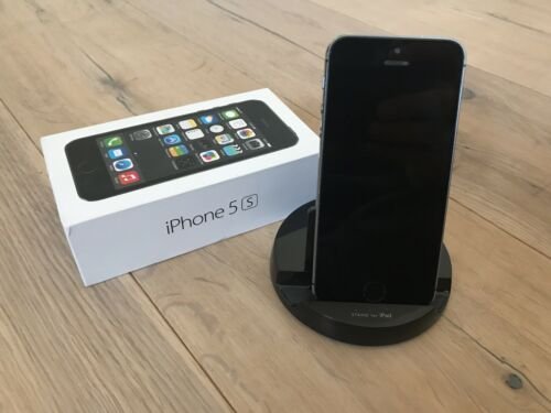 Apple iPhone 5s - 32GB - Space Grau (Ohne Simlock) A1457 (GSM)