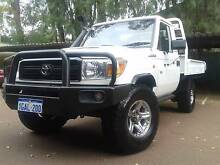 2007 Toyota LandCruiser Ute Workmate 4x4 Claremont Nedlands Area Preview