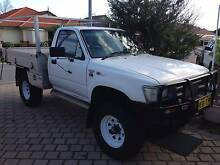 1995 Toyota Hilux Intercooled Turbo Diesel Tray Back Redcliffe Belmont Area Preview