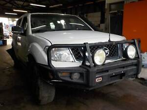 WRECKING 2010 NISSAN PATHFINDER ST-L 2.5L TURBO DIESEL MANUAL North St Marys Penrith Area Preview