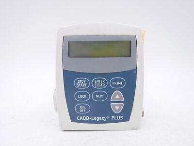 Smiths Medical Cadd Legacy Plus 6500 Ambulatory Infusion Pump