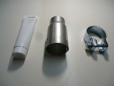 Auspuffschelle Schelle M10 Ø 90 mm 3St. Montageschelle für Abgasanlage