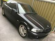 BMW E46 coupe wrecking suit convertible Moorebank Liverpool Area Preview